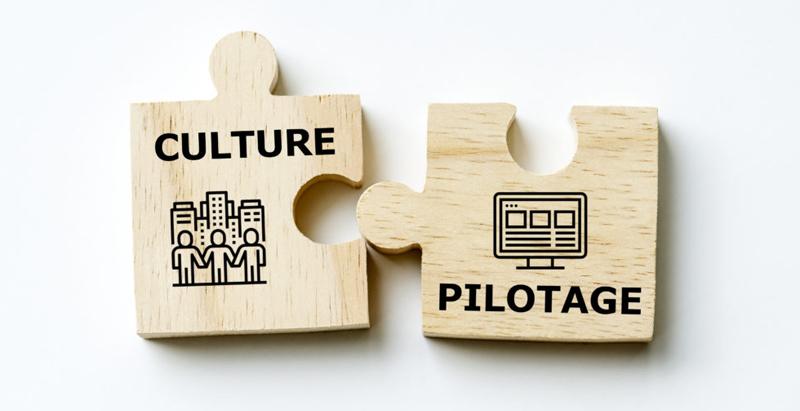 Culture d'entreprise et pilotage