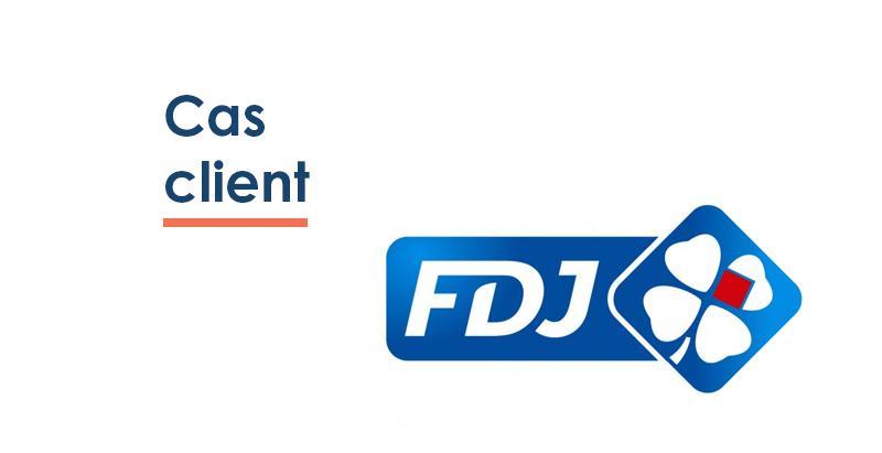 Cas client FDJ
