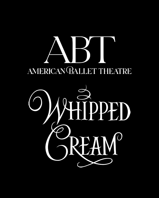 American Ballet Theatre // Whipped Cream