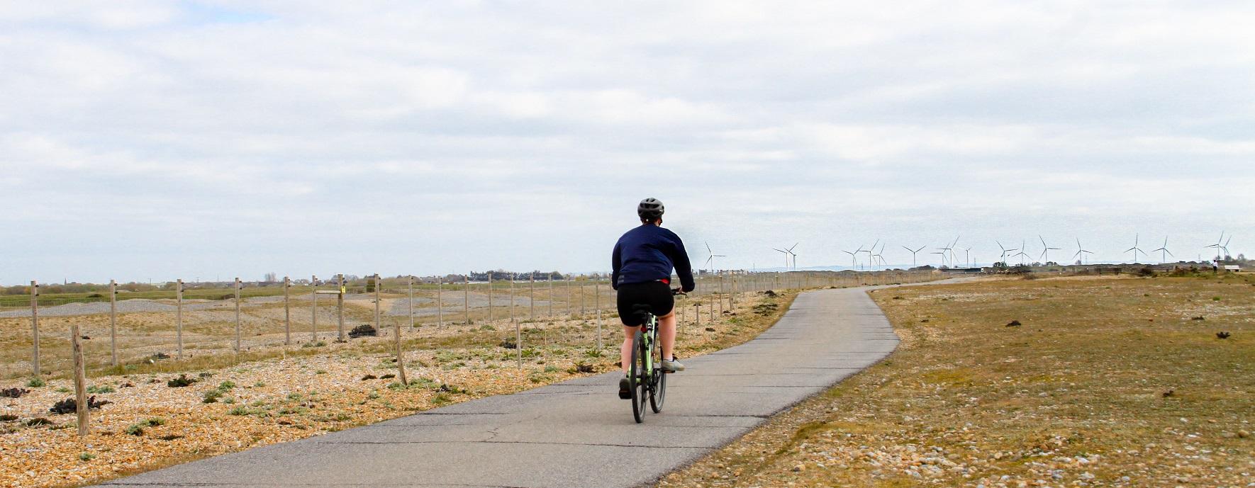 """Why I ride my bike."" - Cycle To Work Day 2021"
