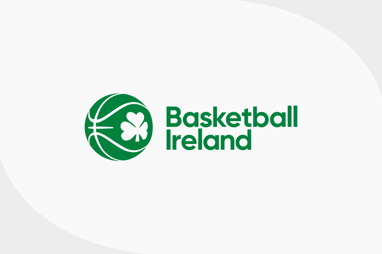 New Basketball Ireland Logo