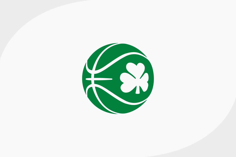 New Basketball Ireland logo icon, designed by Adam Ingle.