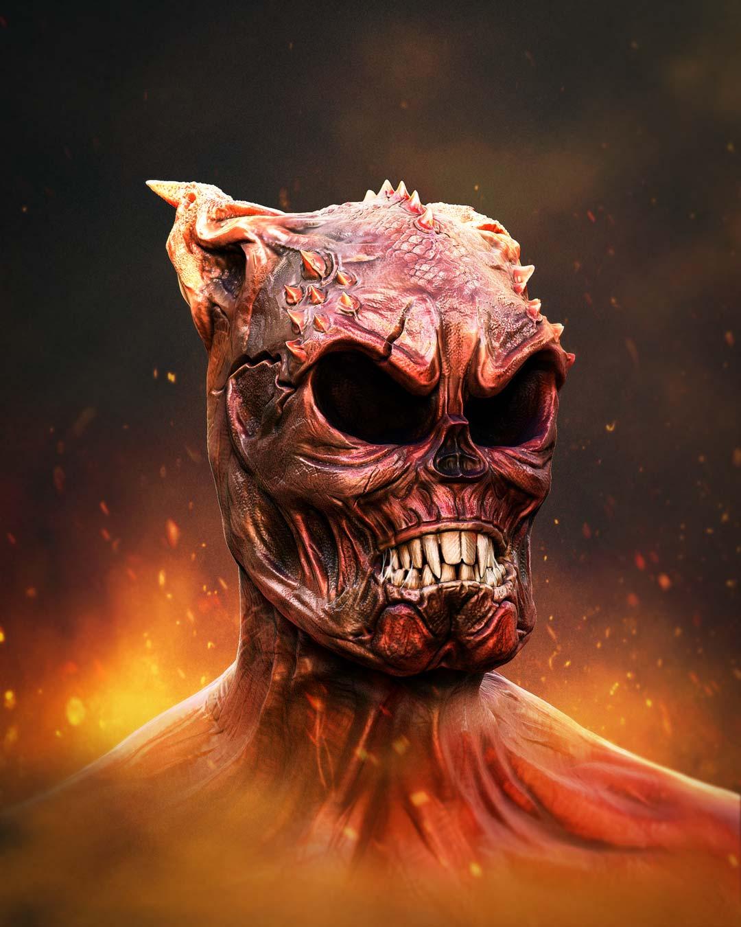 The Devil by Adam Ingle