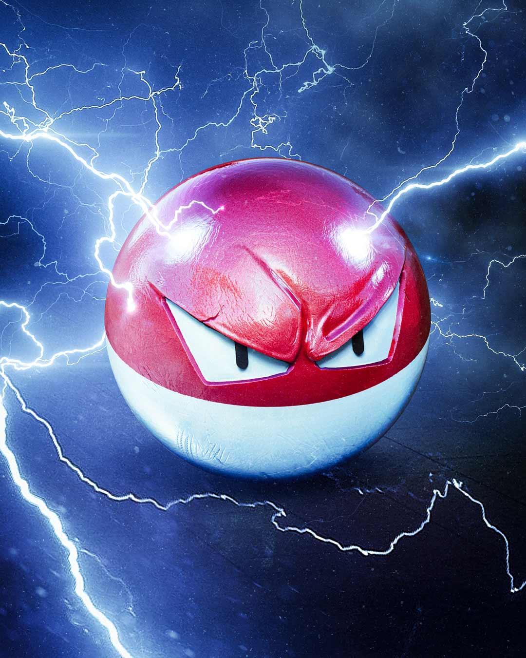 Voltorb Pokemon