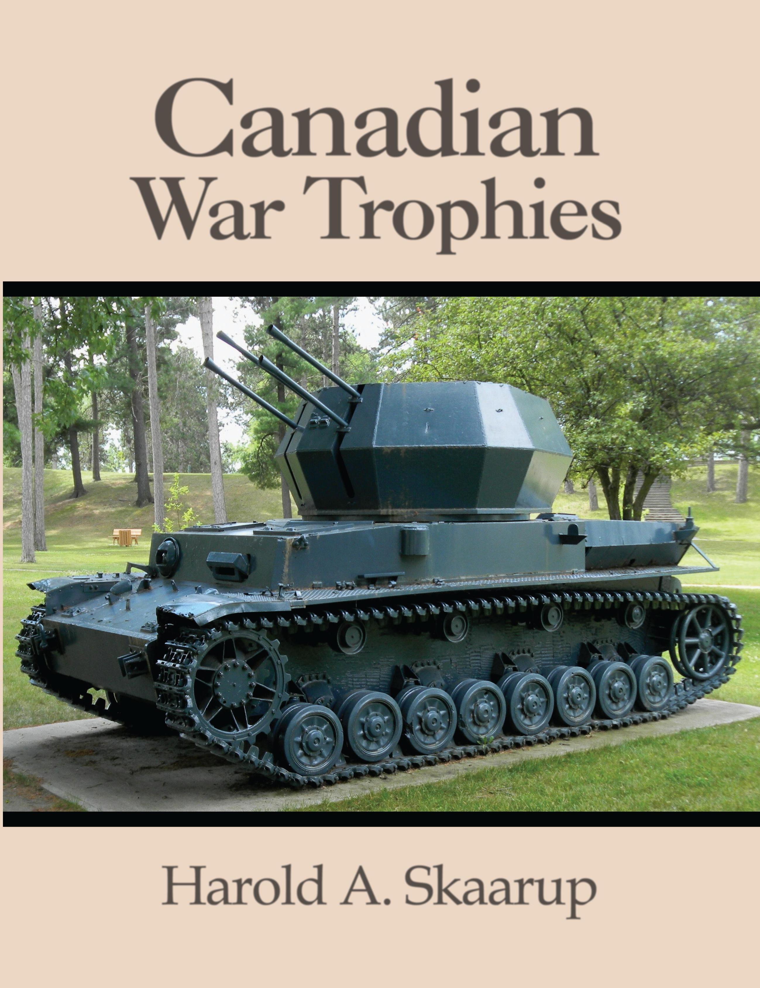 Canadian War Trophies