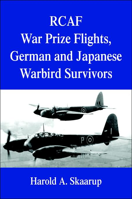 RCAF War Prize Flights