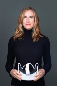 Dr. Alessandra Ross a world-class athlete, surgeon, veteran, and Senior Medical Expert at Osso VR