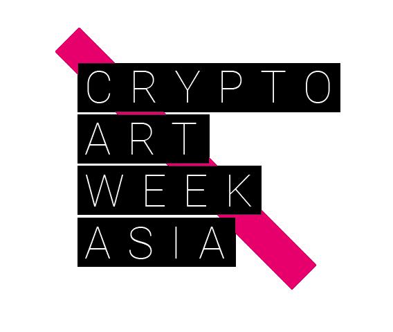 Crypto Art Week Asia logo