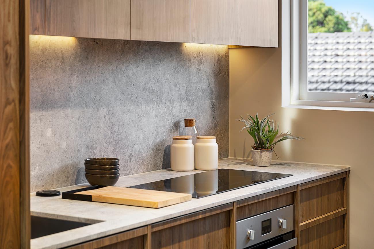 Scandinavia interior  kitchen