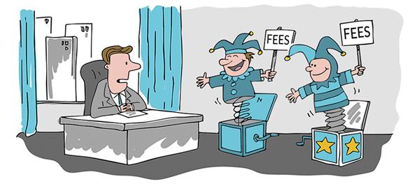 Surprise-Fees