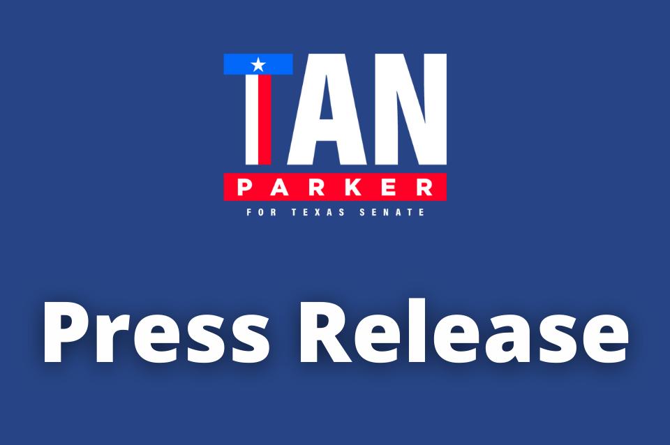 PRESS RELEASE - Dallas County GOP Rallies Around Tan Parker