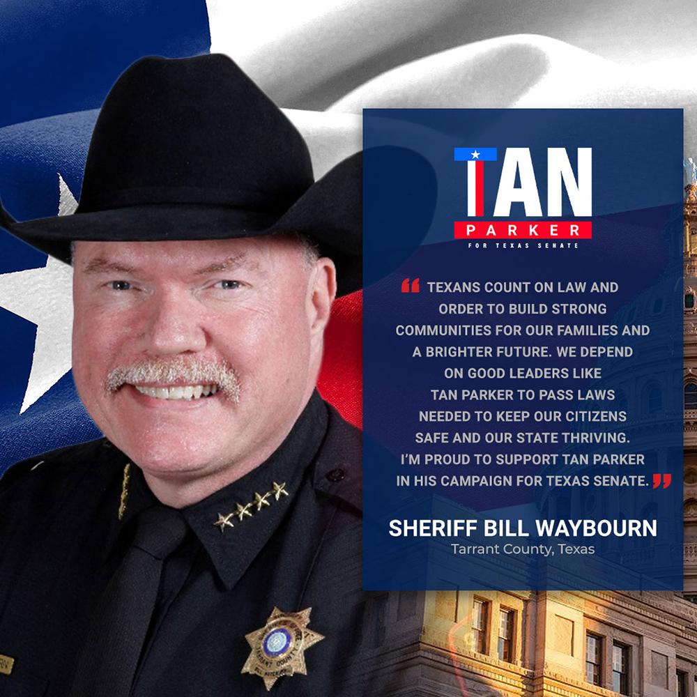 Sheriff Bill Waybourn