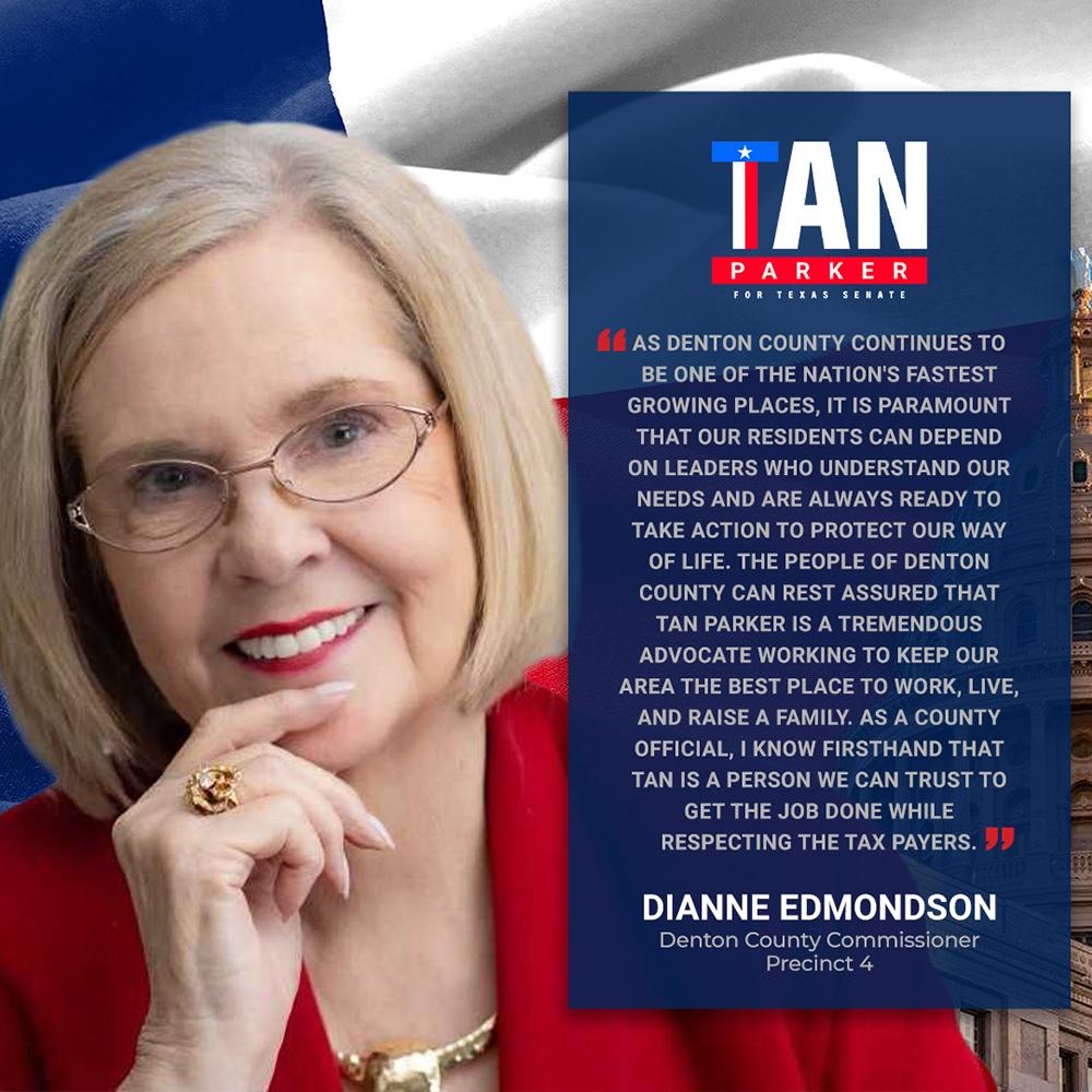 Hon. Dianne Edmondson