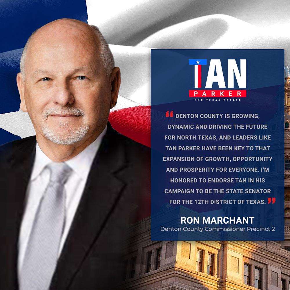 Hon. Ron Marchant
