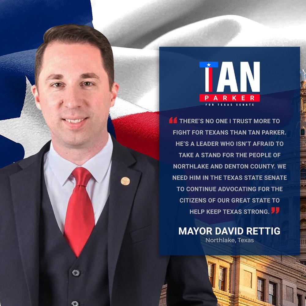 Mayor David Rettig