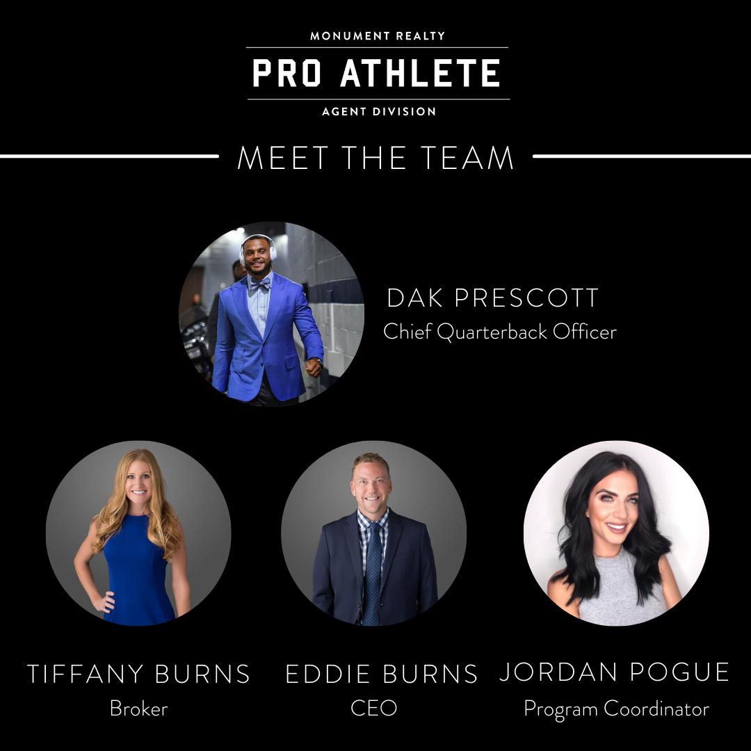 Pro-Athlete Division Team