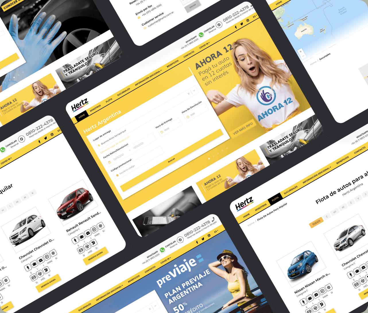 Si aún no posee un sitio web o desea dar el siguiente paso para hacer crecer su negocio en línea, consulte nuestras soluciones para sitios de alquiler:
