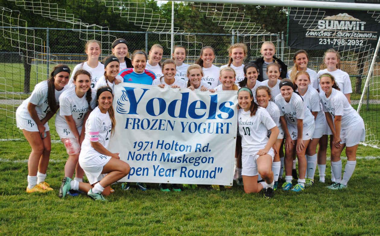 frozen yogurt fundraising