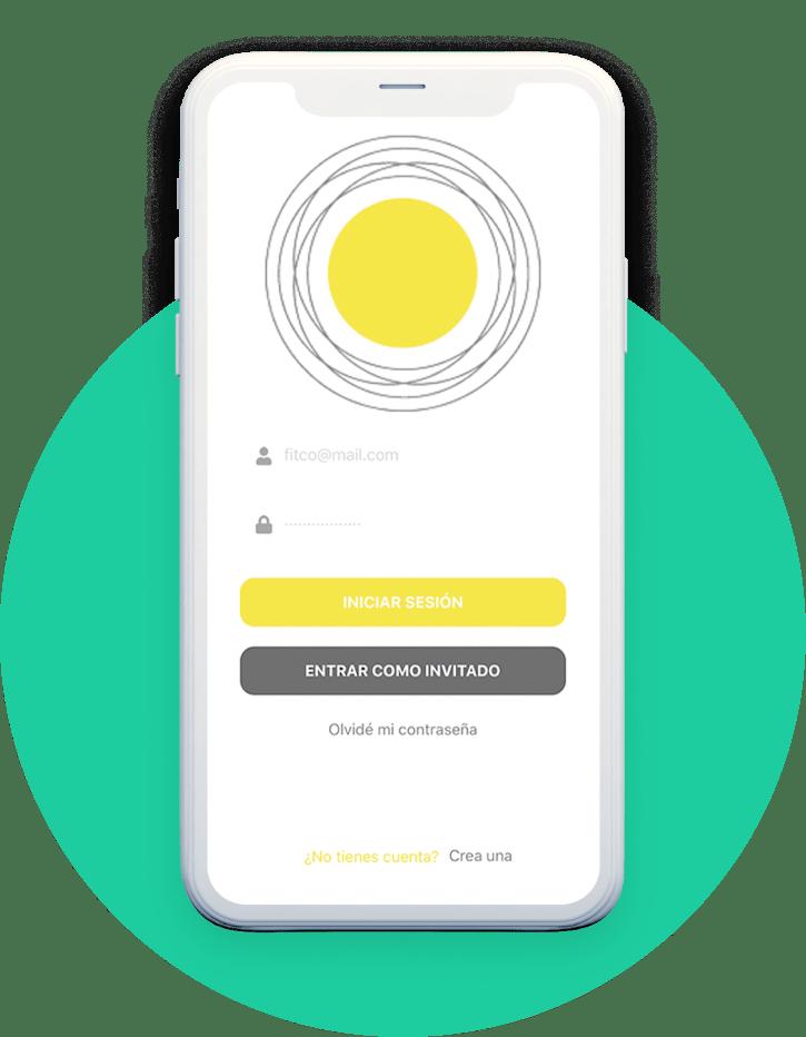 aplicación movil o app para centros deportivos