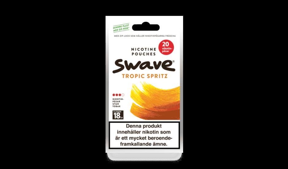 Swave Tropic Spritz ZIP-bag