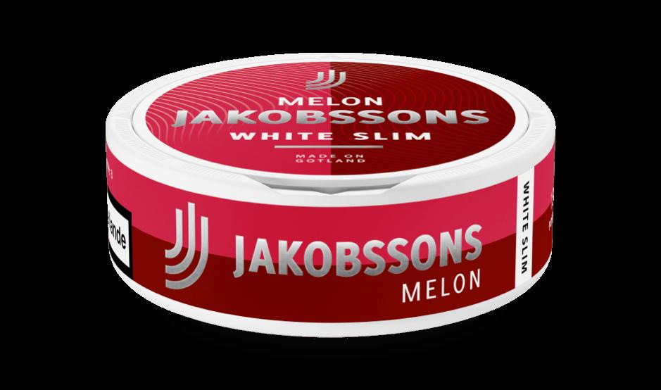 Jakobssons Melon white slim dosa