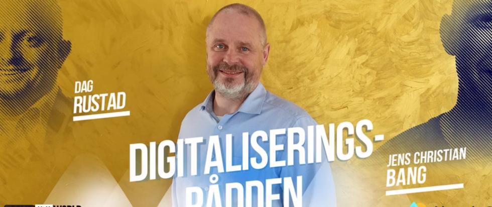 Anders Løvøy: Ny redaktør i Computerworld