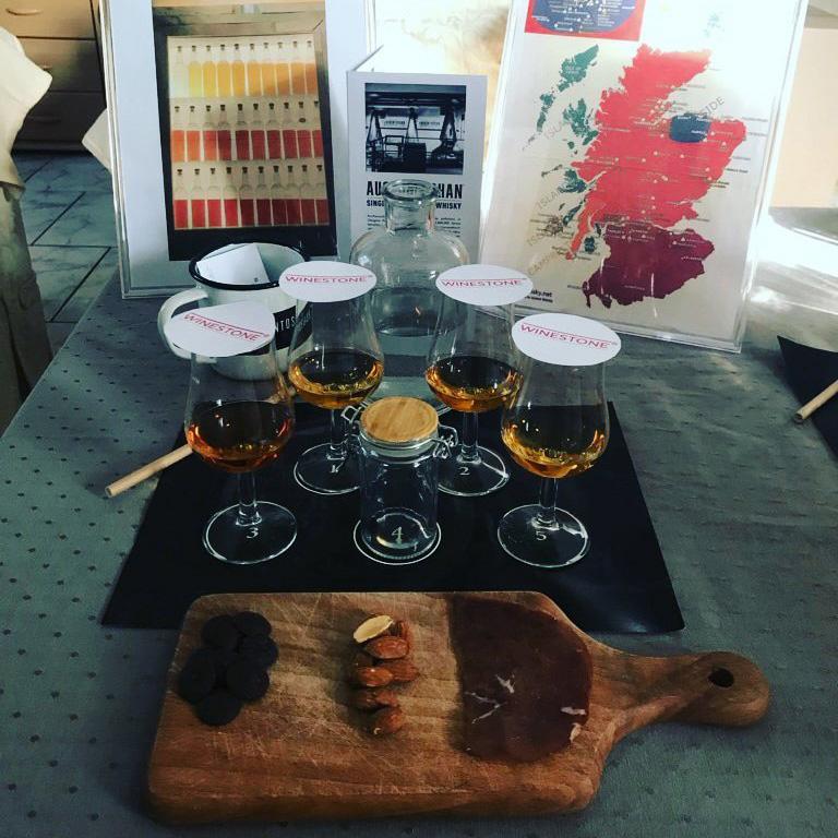 Set degustacyjny whisky