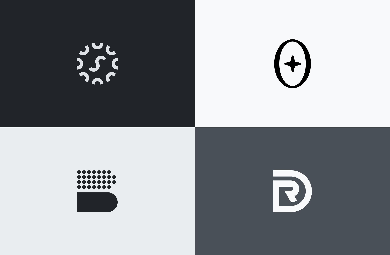 Logo's ontworpen door Bastien Corens