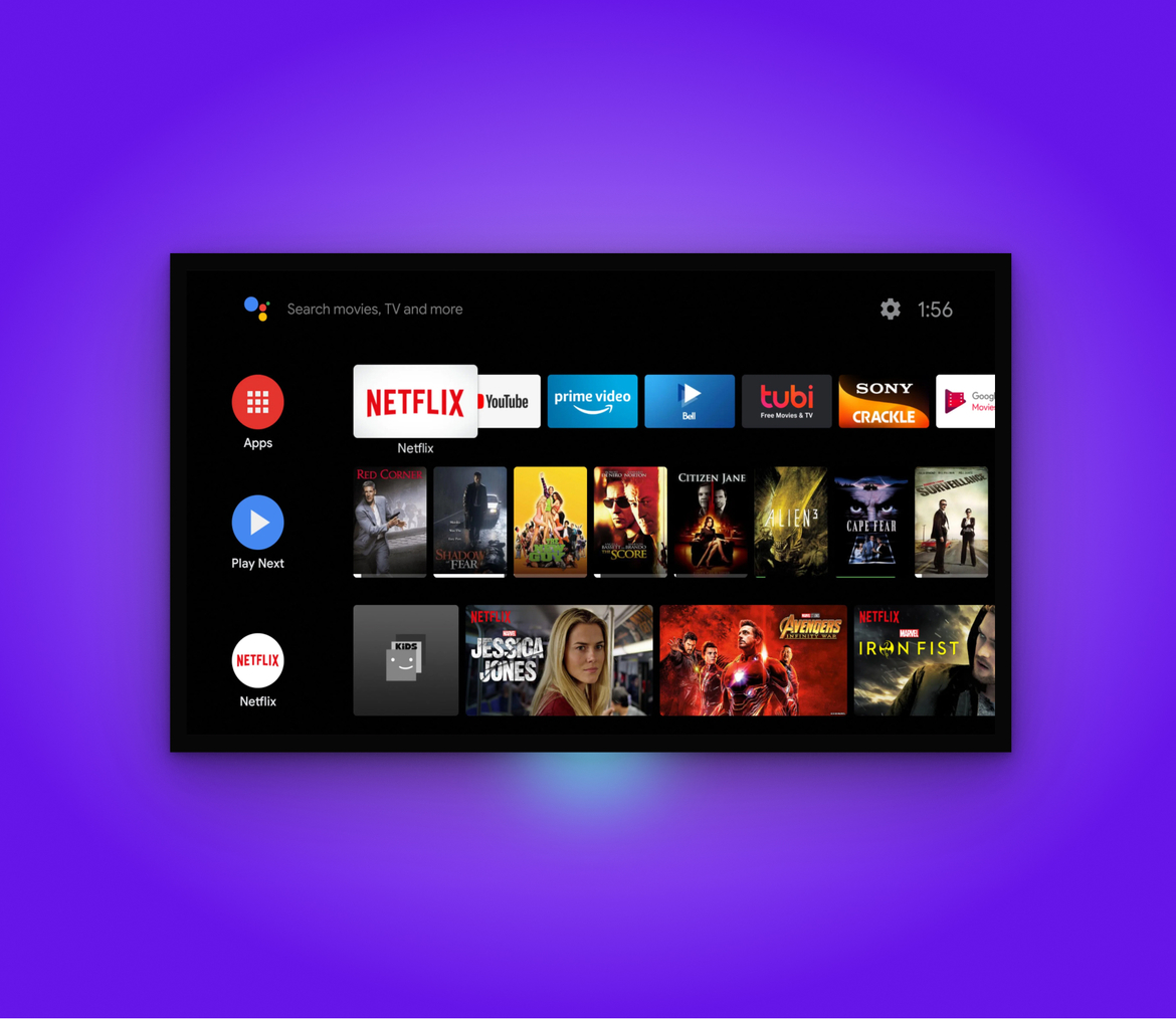 Build your own OTT Video Streaming Platform for Android STB
