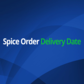 Order Delivery Date Picker