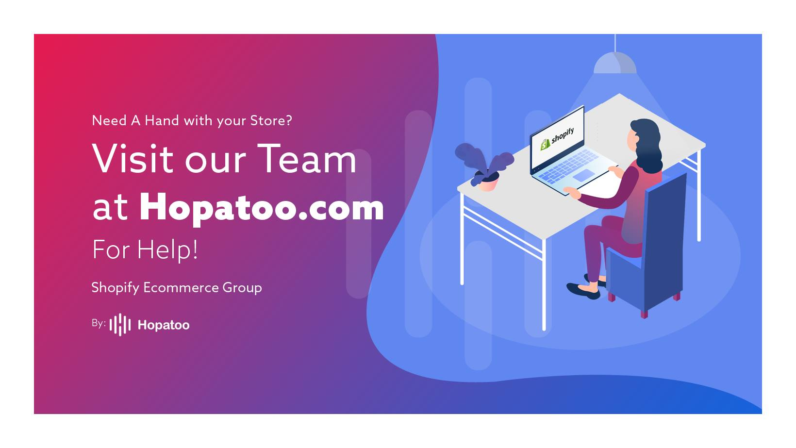 Shopify Ecommerce Group- eCommerce Facebook Groups 2021