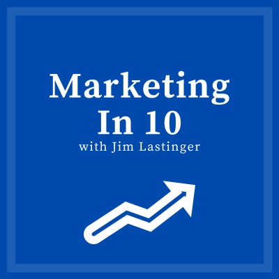 Marketing in 10 Ecommerce Podcast- eCommerce Podcasts 2021