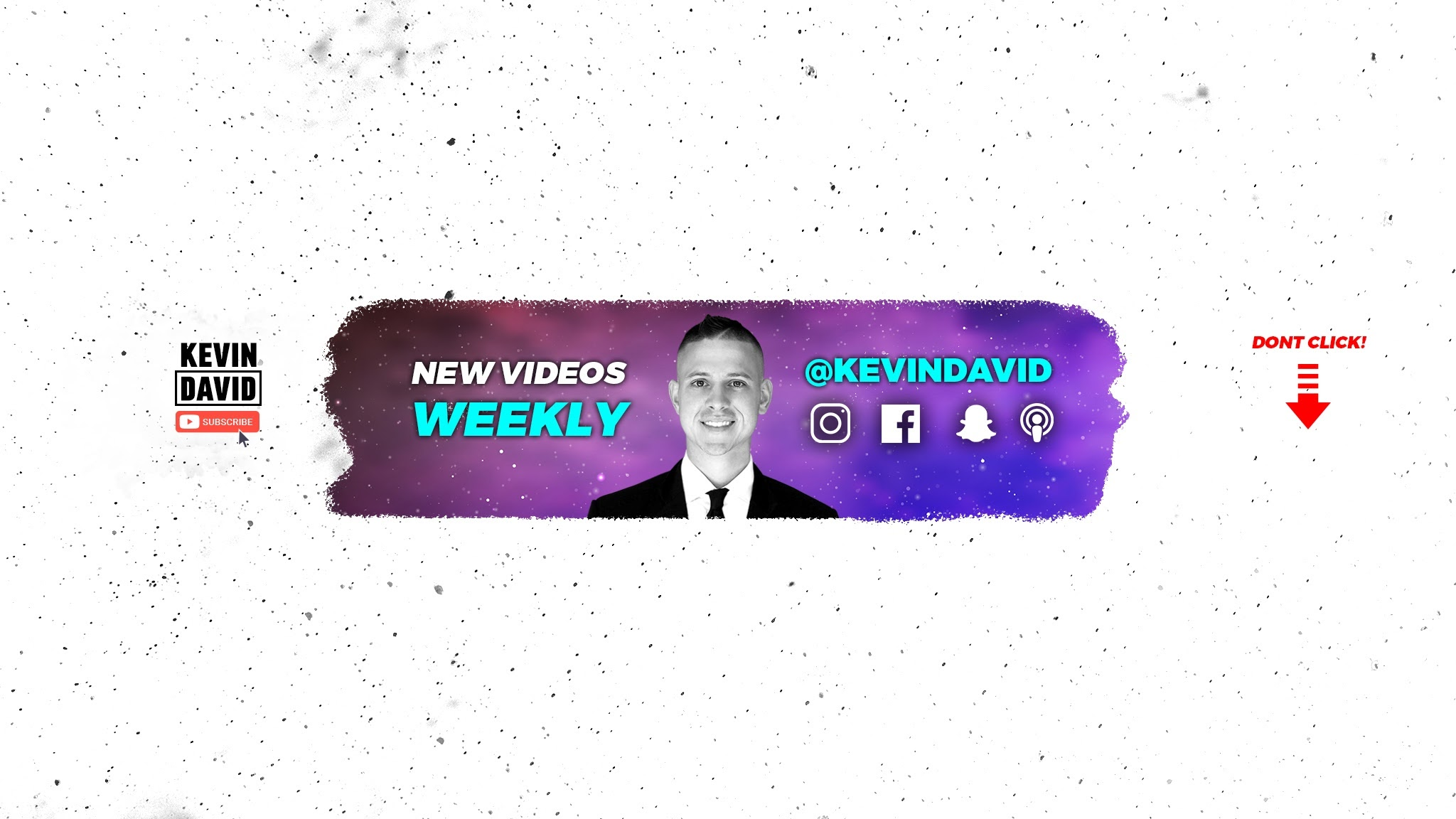 Kevin David- eCommerce Youtube Channels 2021