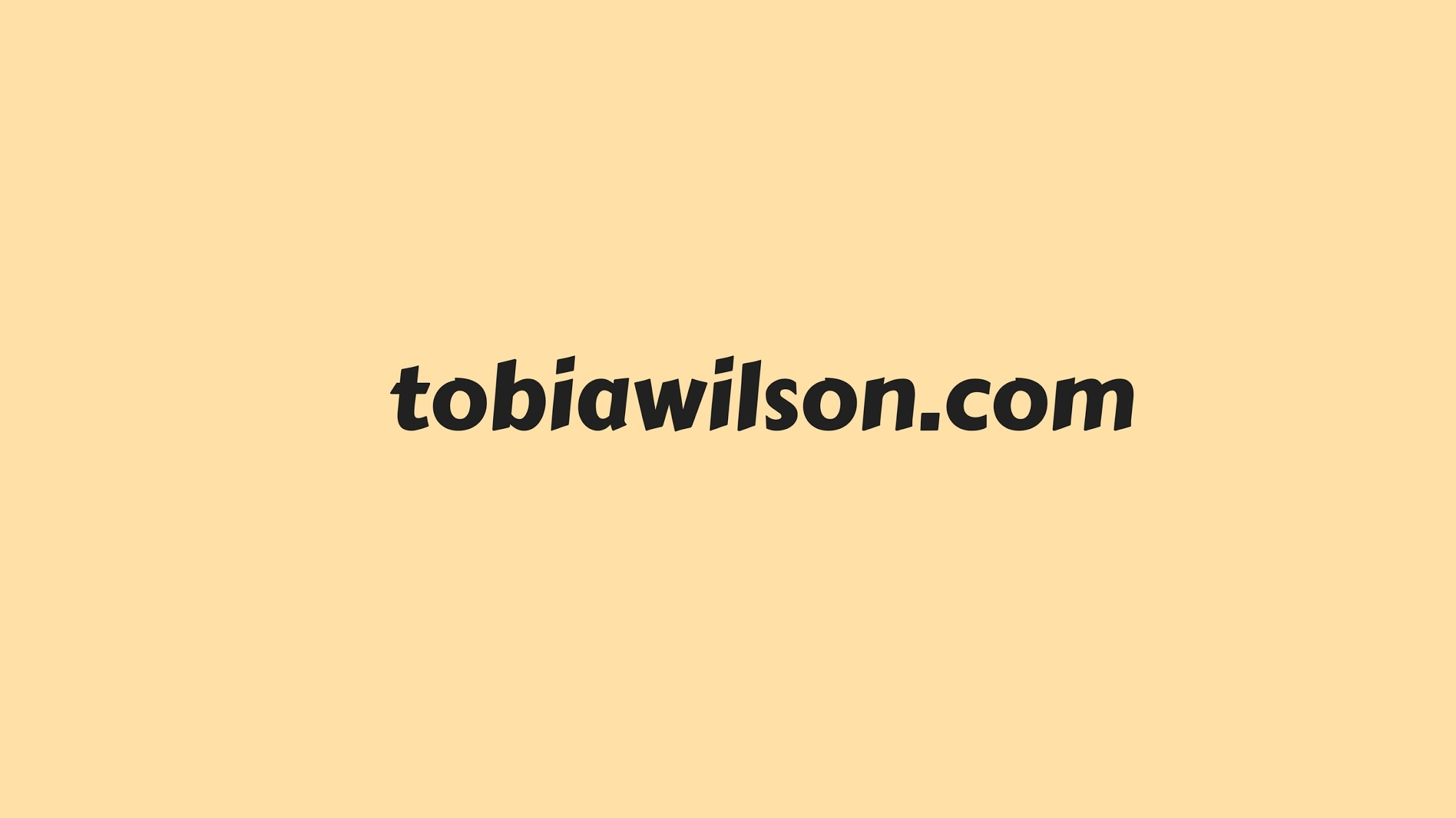 Tobia Wilson- eCommerce Youtube Channels 2021