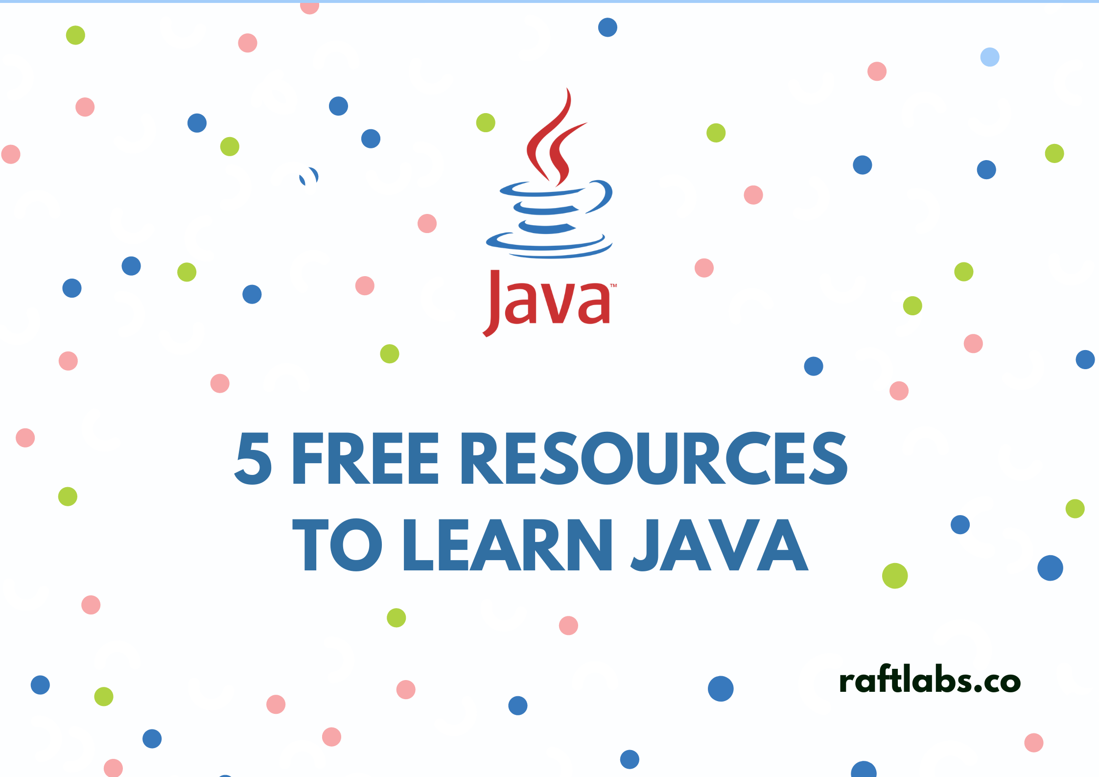 Thumbnail of Top Free Resources to learn Java