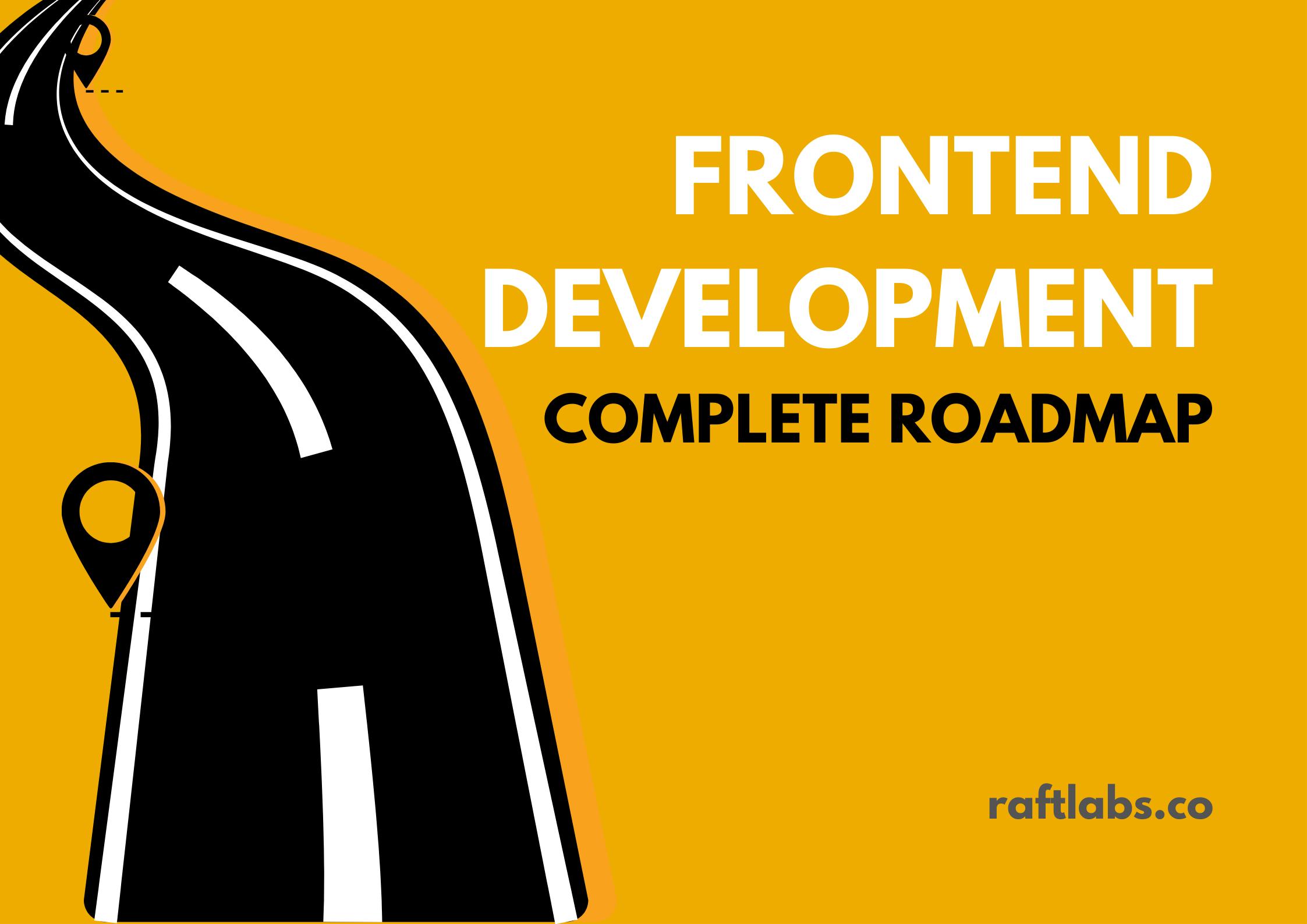 Thumbnail of Complete Roadmap of Frontend Developer