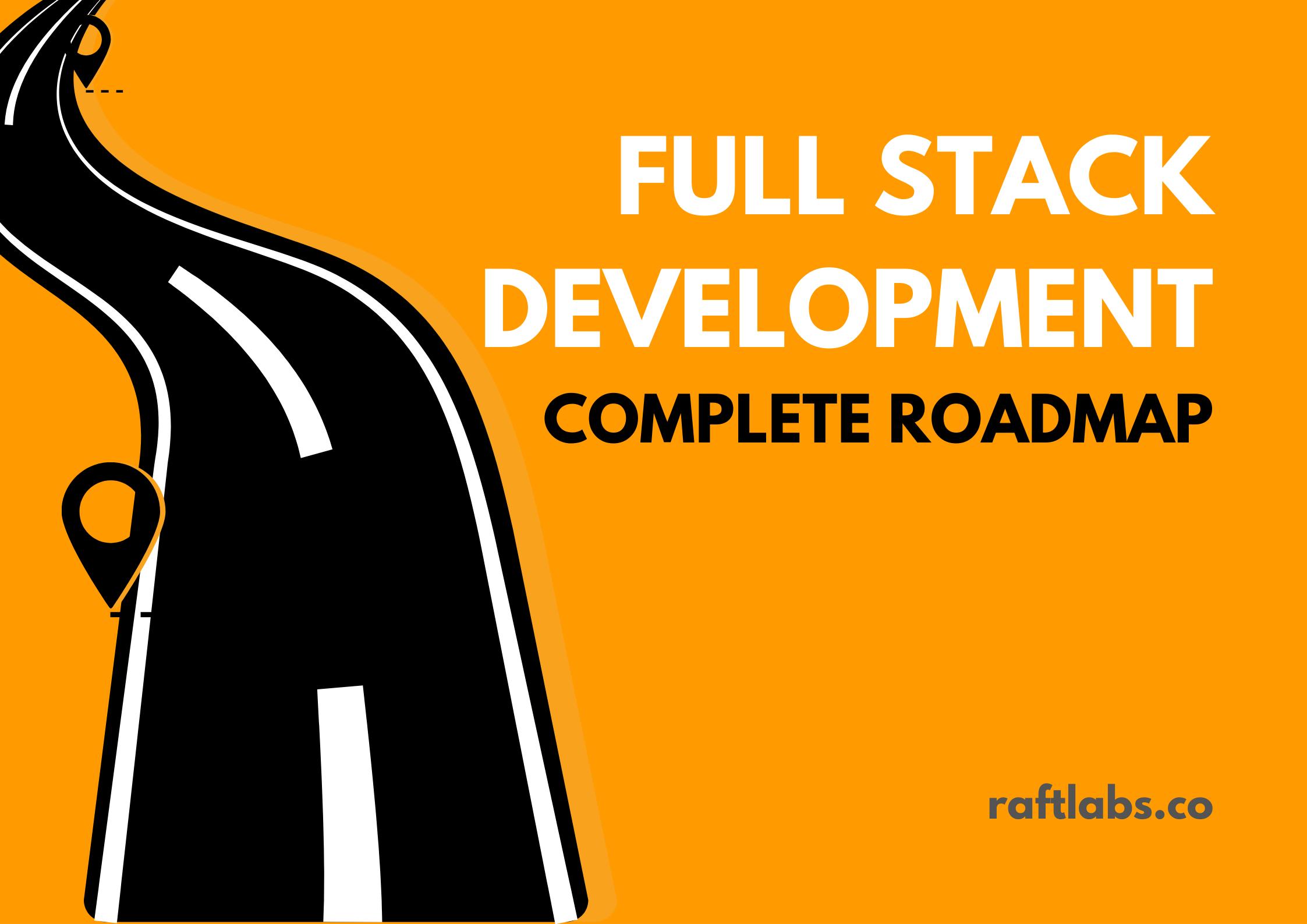 Thumbnail of Complete Roadmap of Full Stack Developer