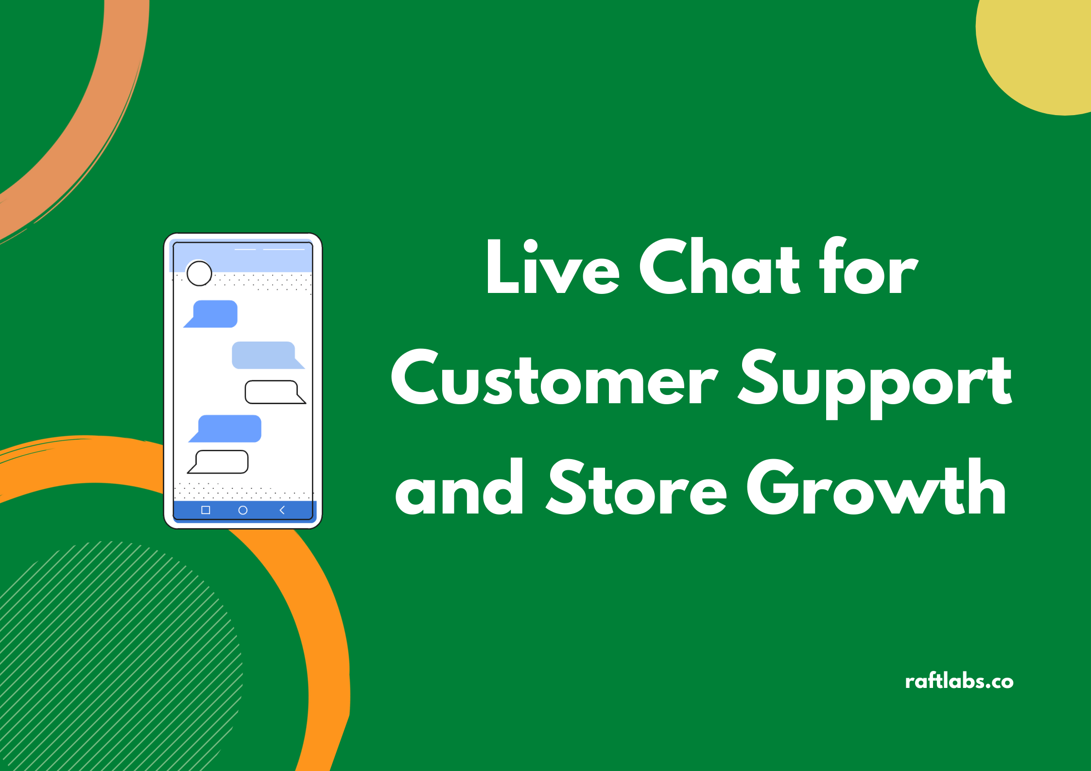 how to grow your shopify store using live chat shopifyapps