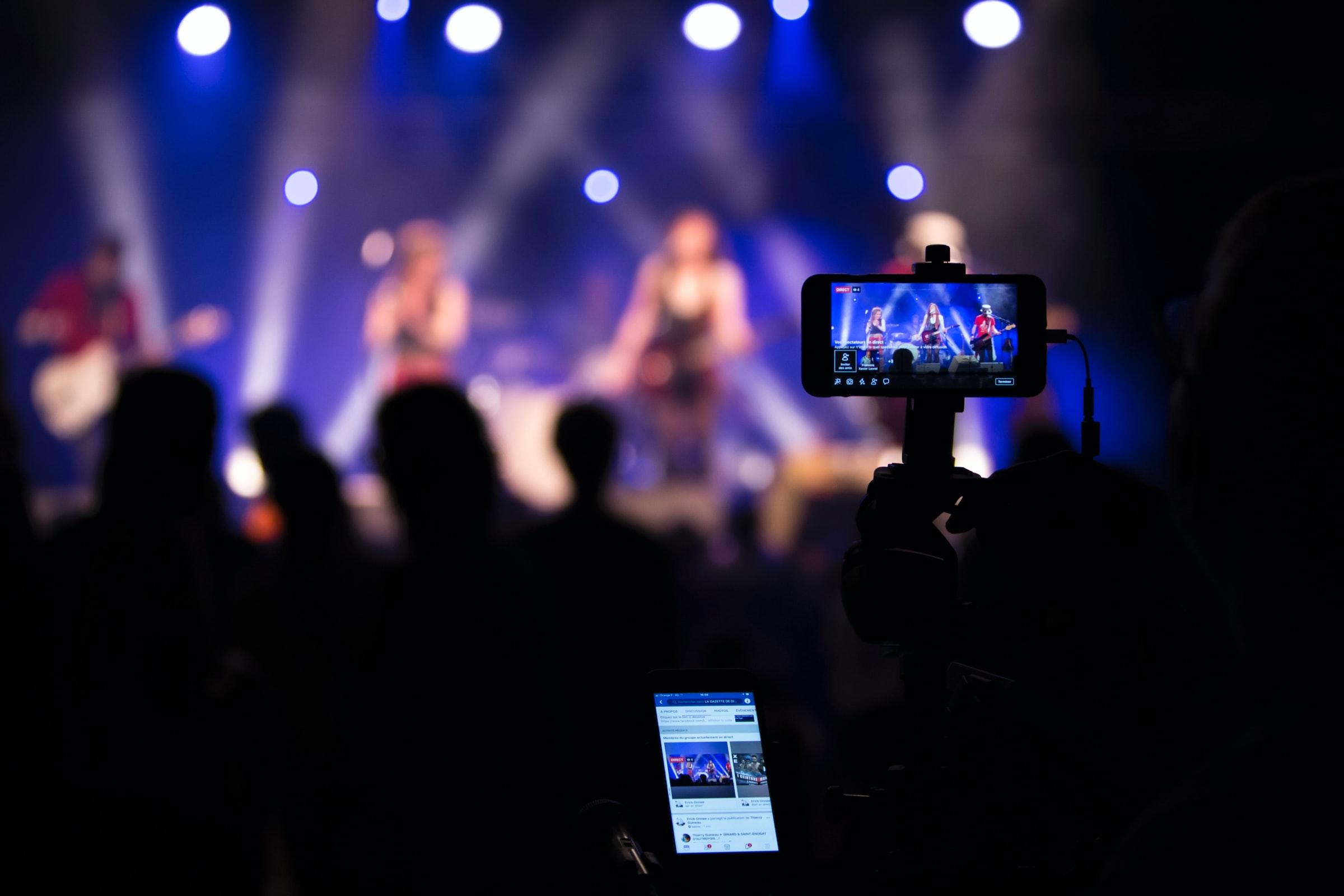 mobile live streaming app