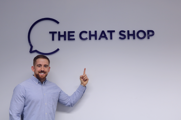 Meet Greg Horsham, The Chat Shop's new Account Manager