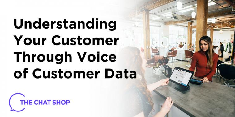 Understanding Your Customer Through VoC Data