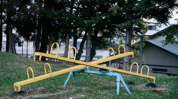 The Lead Generation Seesaw
