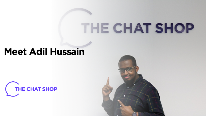Q&A with Adil Hussain at The Chat Shop