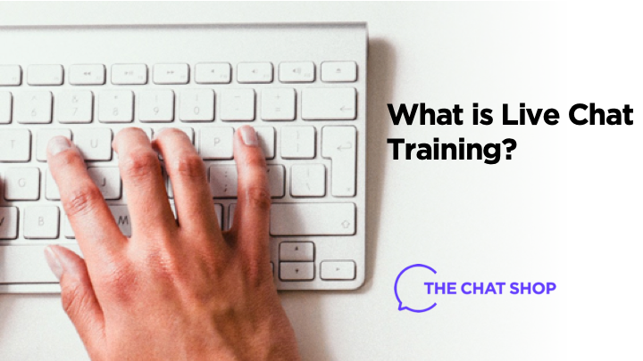What is Live Chat Training?