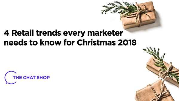 retail trends 2018
