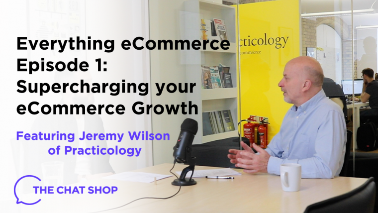 Everything eCommerce Podcast EP 1: Supercharging Your eCommerce Growth