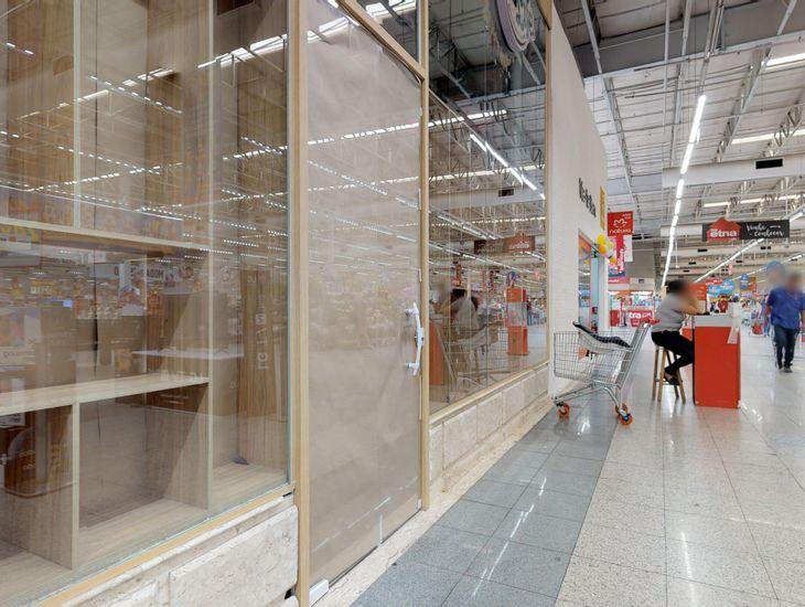 Ponto comercial 2233: loja no Extra Itaim Bibi