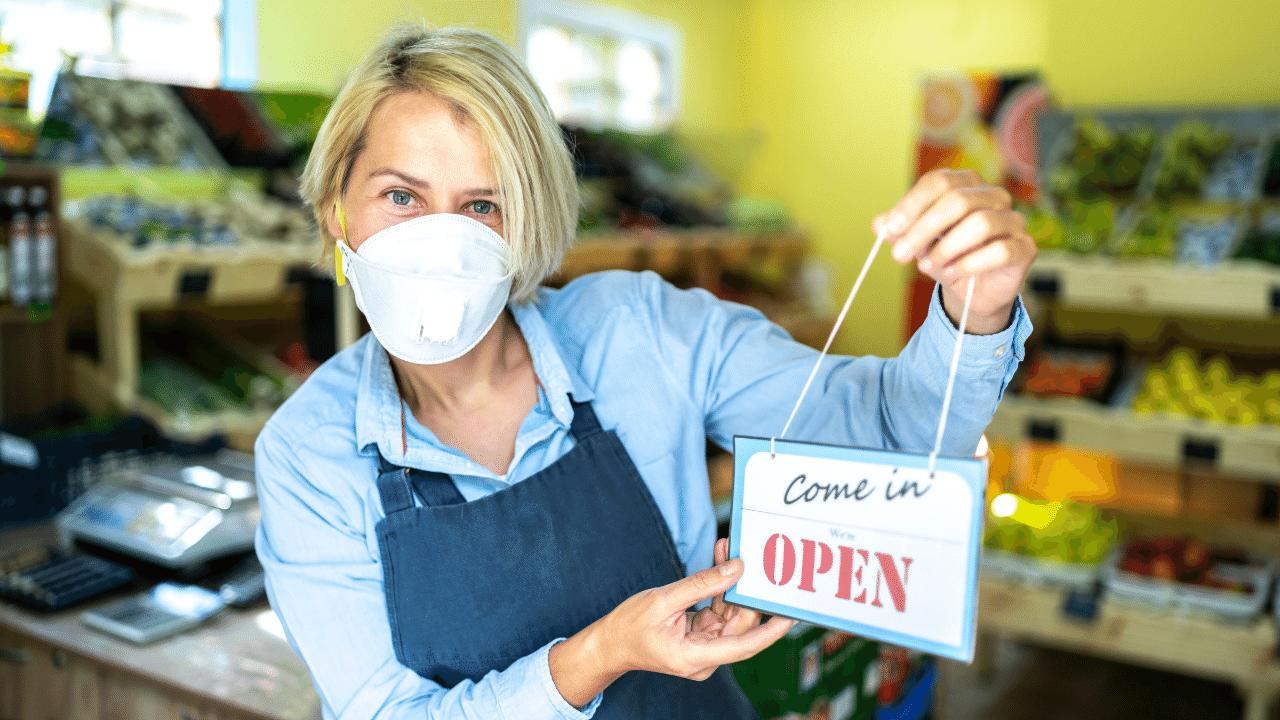 Formas de adaptar a loja física para superar a pandemia