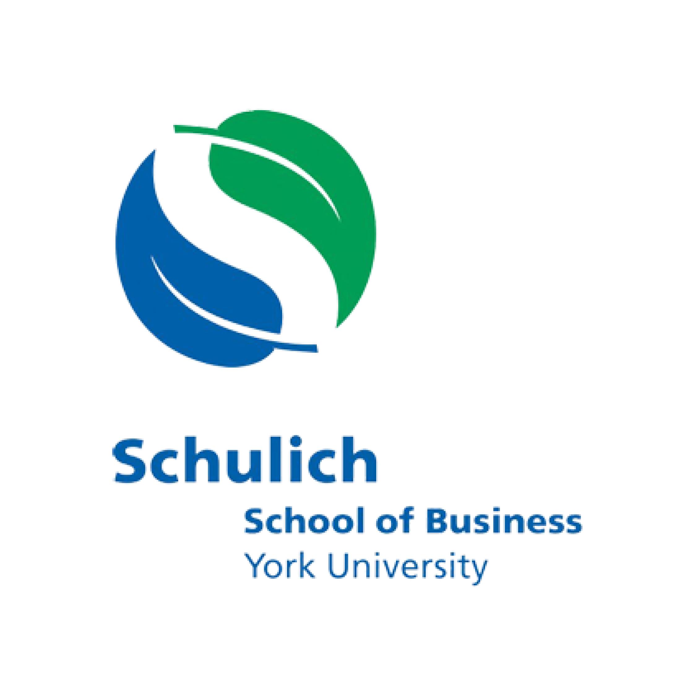 Schulich School of Business at York University logo