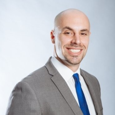headshot of the director of product at mortgage automator
